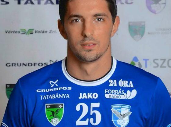 Rukometaš Novak Bošković
