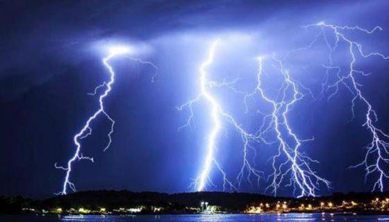 Upozorenje Crveni meteoalarm grmljavina